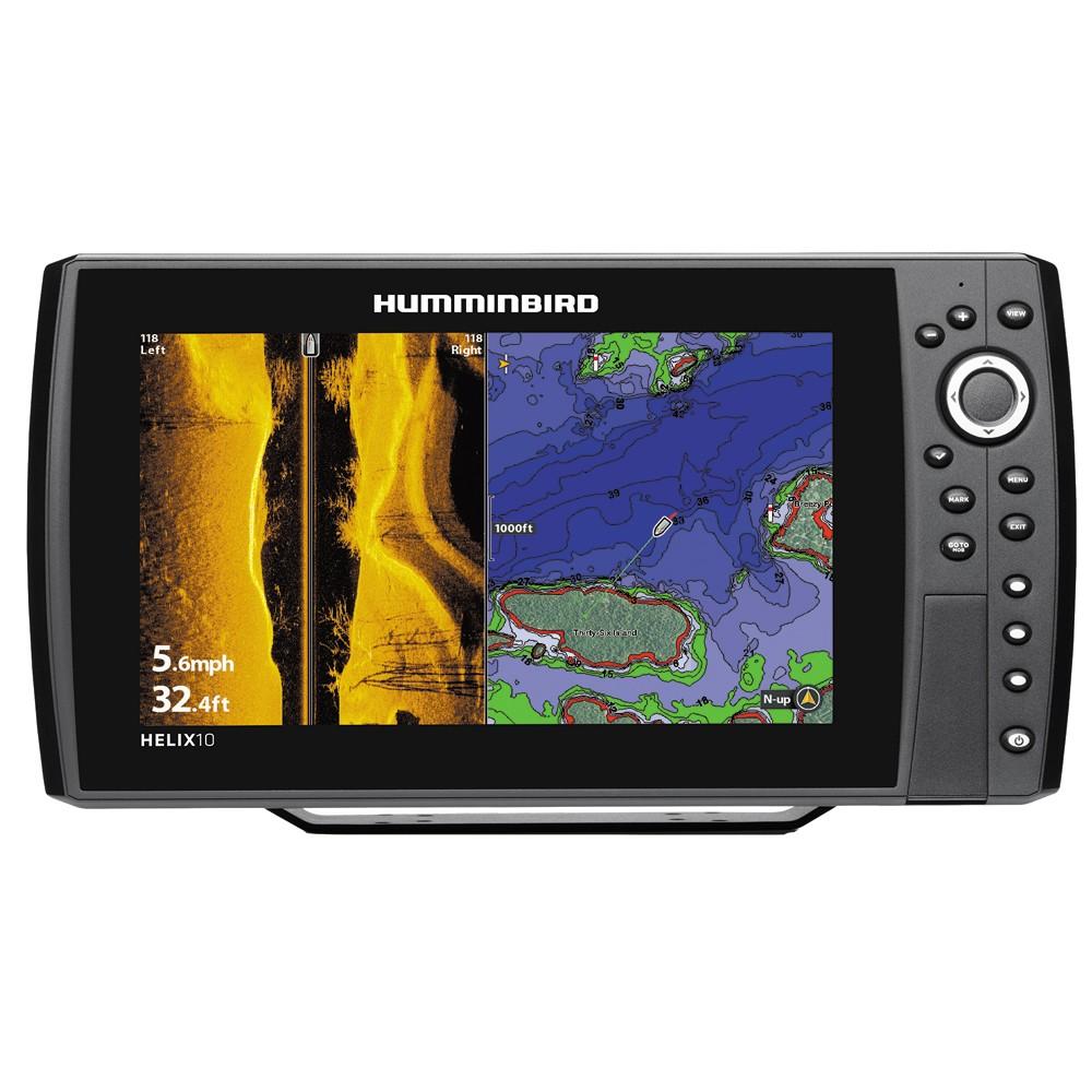 Humminbird HELIX 10 SI/GPS Combo